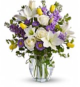 Flower Bouquets: Spring Waltz Bouquet
