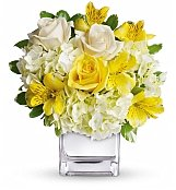 Roses: Springtime Sunrise Bouquet